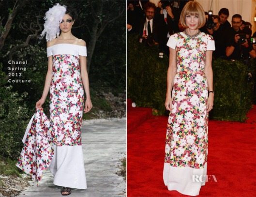 Anna-Wintour-In-Chanel-Couture-2013-Met-Gala
