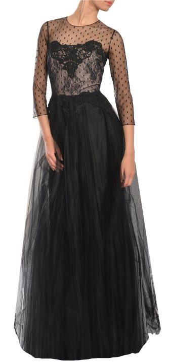 BLACK MARCHESA