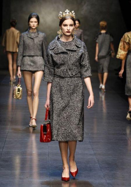 Dolce & Gabbana, via